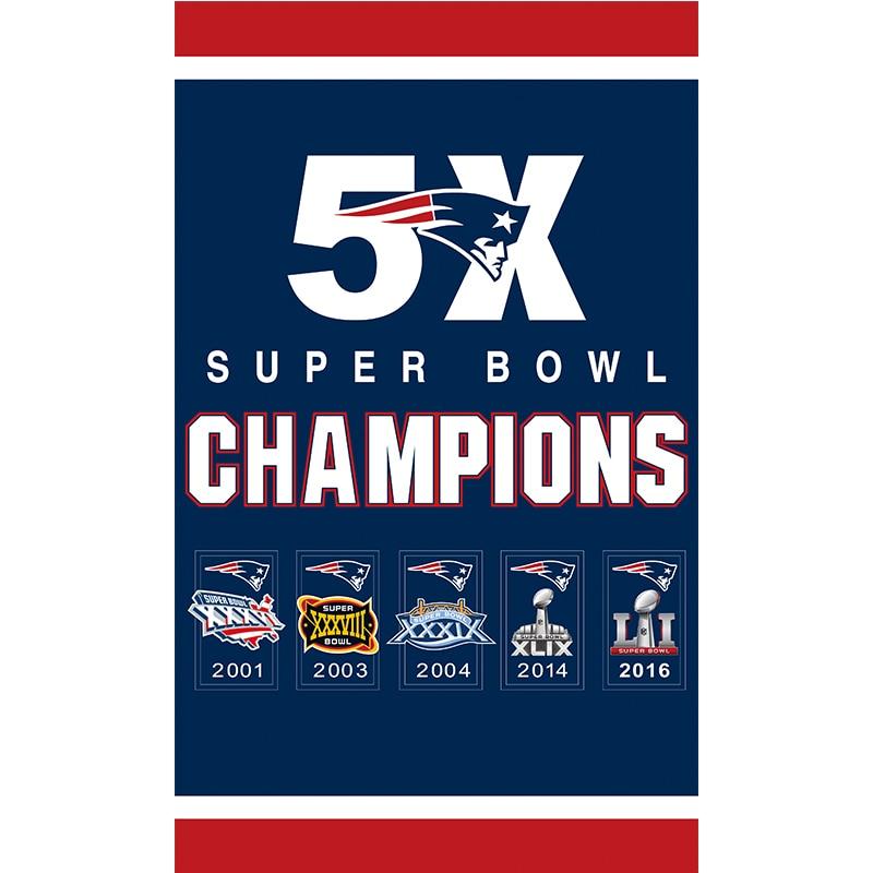 New England Patriots Home Decor