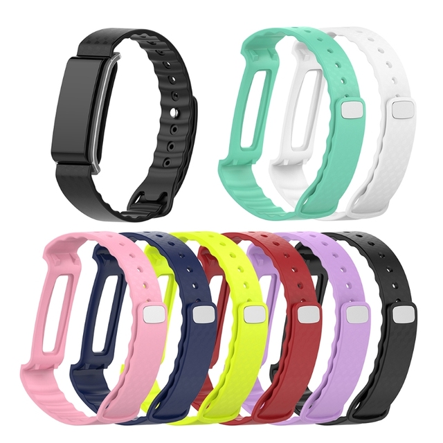 Free delivery Silicone Replacement Bracelet Band Wrist Strap For Huawei Honor A2