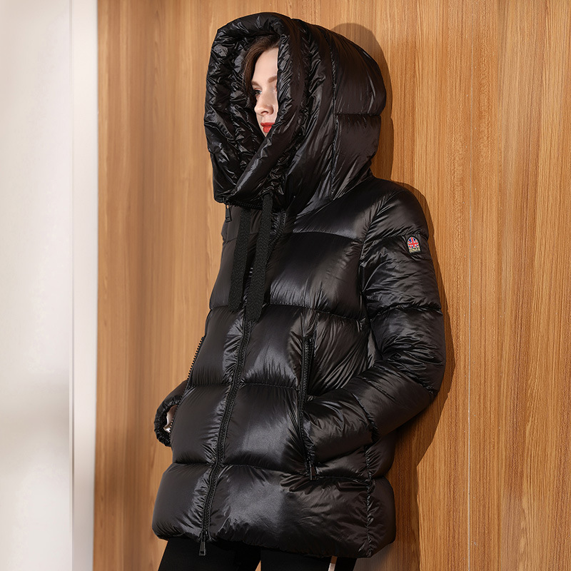 2019 winter and autumn women   down     coat   jackets duck   down   90%