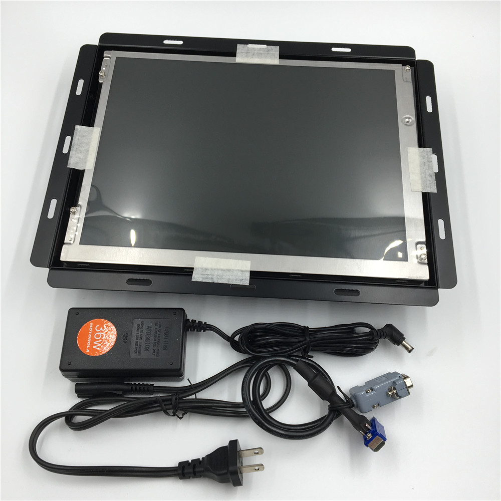 14 LCD Display CRT Monitor A61L-0001-0074 A61L-0001-0094 Replacement for FANUC CNC System One Year Warranty the new fanuc fanuc a90l 0001 0443 r a90l 0001 0443 f spindle fan