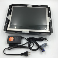 """14"""" LCD Display CRT Monitor A61L 0001 0074 A61L 0001 0094 Replacement for FANUC CNC System One Year Warranty cnc system cnc fanuc monitor display -"""