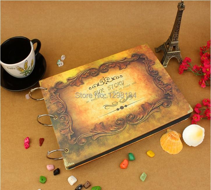 Change Book Cover Diy ~ Popular friends photo album buy cheap