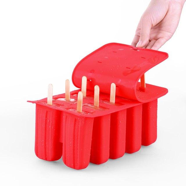 Silicone kitchen utensils Ice Cream Tubs