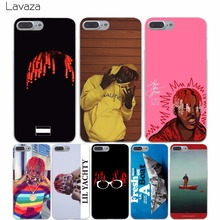 Lavaza LIL YACHTY LIL BOAT Hard Transparent Cover Case for iPhone X 10 8 7 6