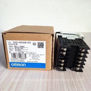 Image 2 - Omron E5CC QX2ASM 800 Temperature Controller Original Genuine  New Replace E5CZ Q2MT High Quality Sensor