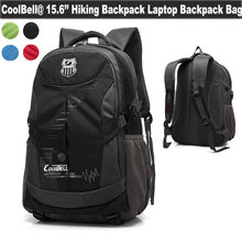 """CoolBell Polyester Multifunctional Laptop Bag Travel Business Student Backpack for 15.6"""" Laptop/Notebook/Netbook /Chromebook"""