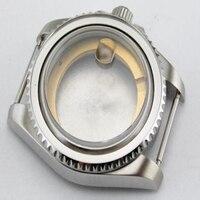 43mm vetro Zaffiro Della Vigilanza per 2836 DG 2813,3804 movimento ETA + bezelx1 p621