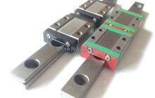 Хорошо Китай качество направляющих прецизионные линейные направляющие ползуна 2 шт. MGN7C с рельс 300 мм один набор