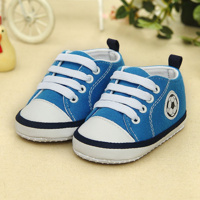 Kids Children Boy Girl Shallow Lace-Up Sports Shoes Sneakers Baby Infantil Soft Bottom First Walkers For Toddler Girls