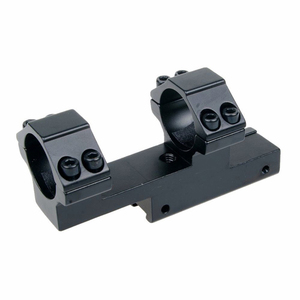 Image 2 - Integral Mount 25.4mm/30mm Ring Mount Dovetail 11mm Rail Weaver Mount Fit for Rifle/Scope Hunting Free Shipping