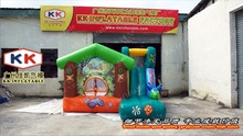 2013 Hot Sale Inflatable Giraffe Bouncer /With Slide/Inflatable Toys