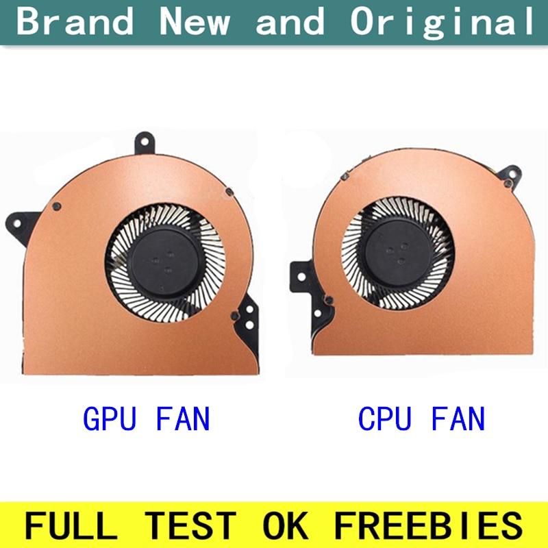New CPU GPU Cooling Fan For ASUS G752 G752V G752VY G752VT G752VL Laptop Cooler