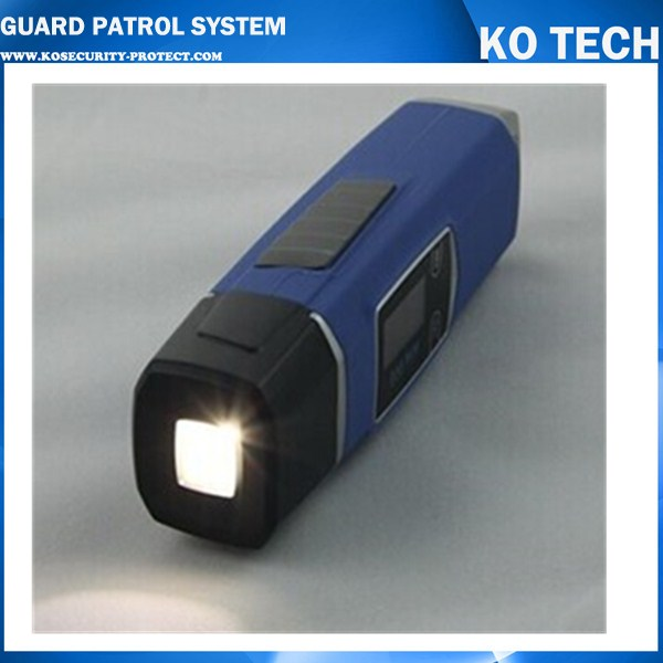 GUARD TOUR SYSTEM PATROL SYSTEM TIME COTNROLLER V4 CARD READER 125KHZ Time Recorder in stock Free Shipping kova