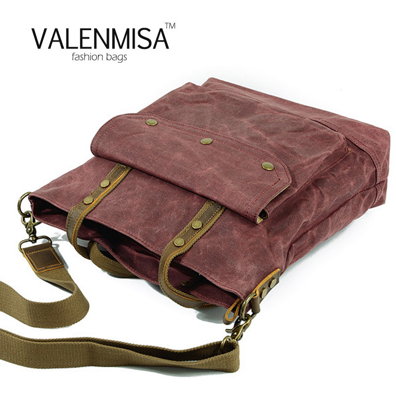 VALENMISA Canvas Shopping Tote Bag Brand Women Handbags Casual Women Shoulder Bags Female Messenger Bag Ladies 2017 Purse Pouch aosbos fashion portable insulated canvas lunch bag thermal food picnic lunch bags for women kids men cooler lunch box bag tote