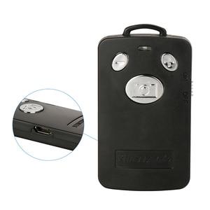 Image 4 - Mini składany 3 w 1 Selfie Stick statyw Monopod Bluetooth zdalnego dla iPhone 7 8 X Xiaomi Huawei Samsung Gopro tutaj 5 4 Yi Cam