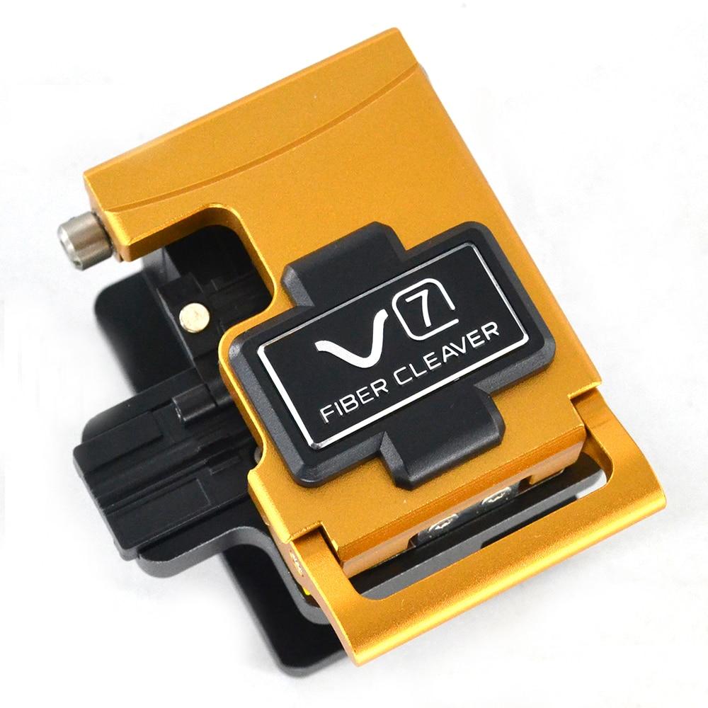 INNO V7 оптоволоконный Кливер V7 оптоволоконный Кливер используется в оптоволоконном сплайсере с 48000 волоконным кливером