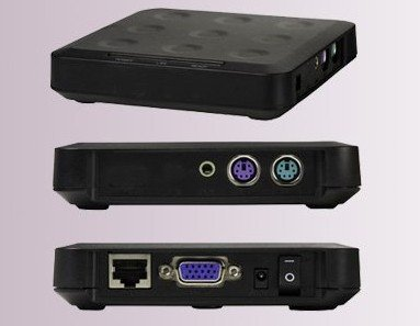 cheap PC station/Thin Client/ncomputing, China/Hongkong post air mail/parcel