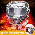 30 минут пожаров аварийный поход маска кислородный дым газ самоспасательный дым токсичный фильтр аварийный поход Респиратор маска