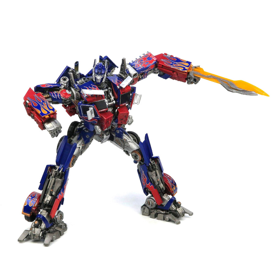 Children Gifts BMB Transformation Toys Deformation Robot 8606 <font><b>MPM04</b></font> LS-03 Action Figure Collections image