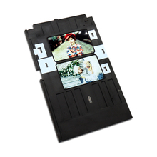 цена на For epson l800 card tray for epson t50  for epson p50  t60 tray magnetic card