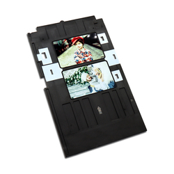 Inkjet PVC ID Card Tray Plastic Card Tray For Epson P50 T60 R90 R330 R390, R330 L800 L801  L805  Px700w, Px800FW, Px665, px660