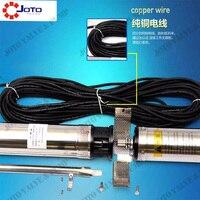 800w 3m3/h High Efficiency Submersible Water Pump AC Power 220V Borehole Pump