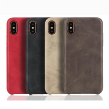 Original Case For Apple iphone 7 X 6 6s 8 Plus Silicone soft cases PU Leather Back Phone Cover With 10