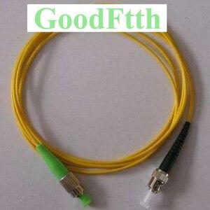 Image 1 - In fibra di Patch Cord Cavo di Ponticello FC/APC ST/UPC SM Simplex GoodFtth 1 15m