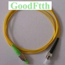 Puente de cable de conexión de fibra FC/APC ST/UPC SM Simplex GoodFtth 1 15m