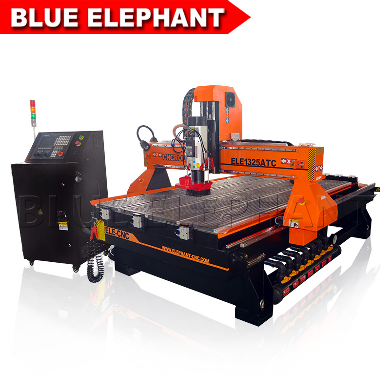Us 21000 0 Elecnc 1325 Atc Cnc Machinery Woodworking Machine For Furniture In Wood Routers From Tools On Aliexpress 11 11 Double 11 Singles Day