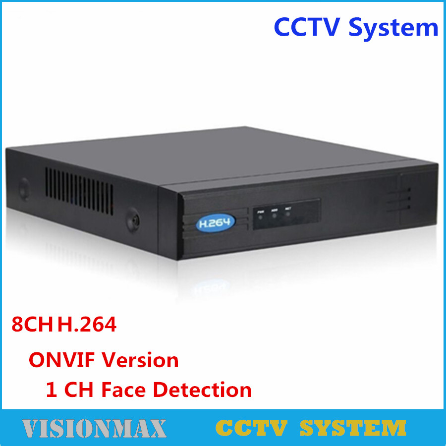 HD Security CCTV Onvif NVR 8CH POE Network Video Recorder H.264 HDMI VGA Support 1 SATA HDD P2P for CCTV Security Camera System система видеонаблюдения anran security 2 hdd 8 nvr onvif 1080p hd h 264 ir ip 8ch hk02w ip2 0 4