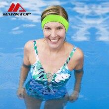 Waterproof Ear Headband Diving Swimming Sports Fitness Exercise Equipment Protect Yoga Hair Band Earplug