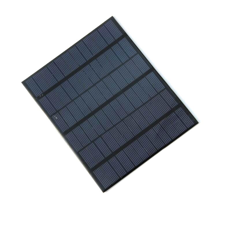 de bateria de energia solar para 12 v 165*135*3mm frete grátis