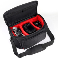 Waterproof DSLR Camera Bag Case For Sony A7 Mark II III A77 A99 A9 A7M2 A7M3 A7R A6000 A6500 RX10 III II HX400 H400 H300 HX350