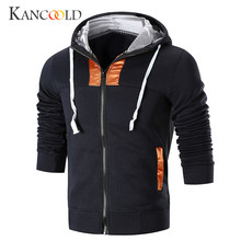 Men Slim Coat Jacket Hoodies Overcoat Jackets Zipper cardigan