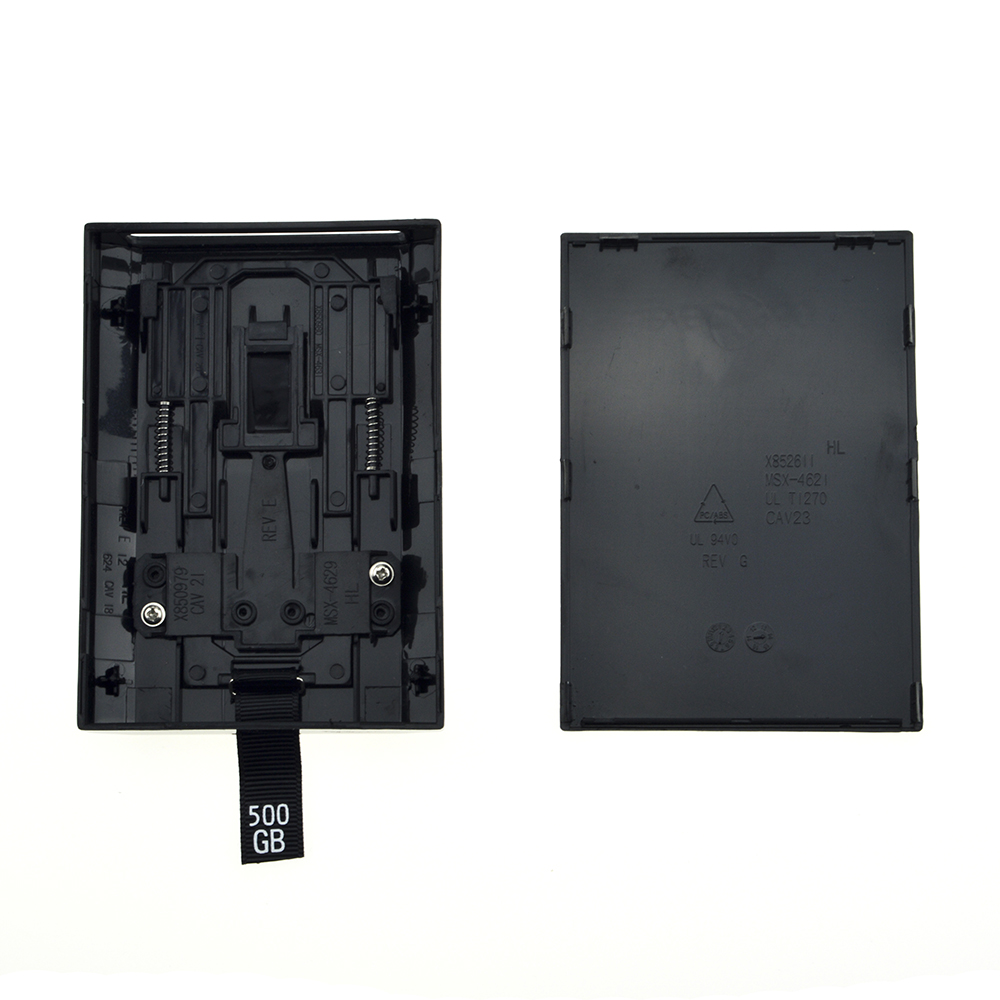 500G Internal Hard Drive Disk Case Enclosure Shell HDD