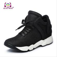 Hot Sale Superstar Brand Shoes Women Casual Shoes Spring Autumn Silver Black Women Shoes Chaussure Femme Zapatillas Mujer   x080