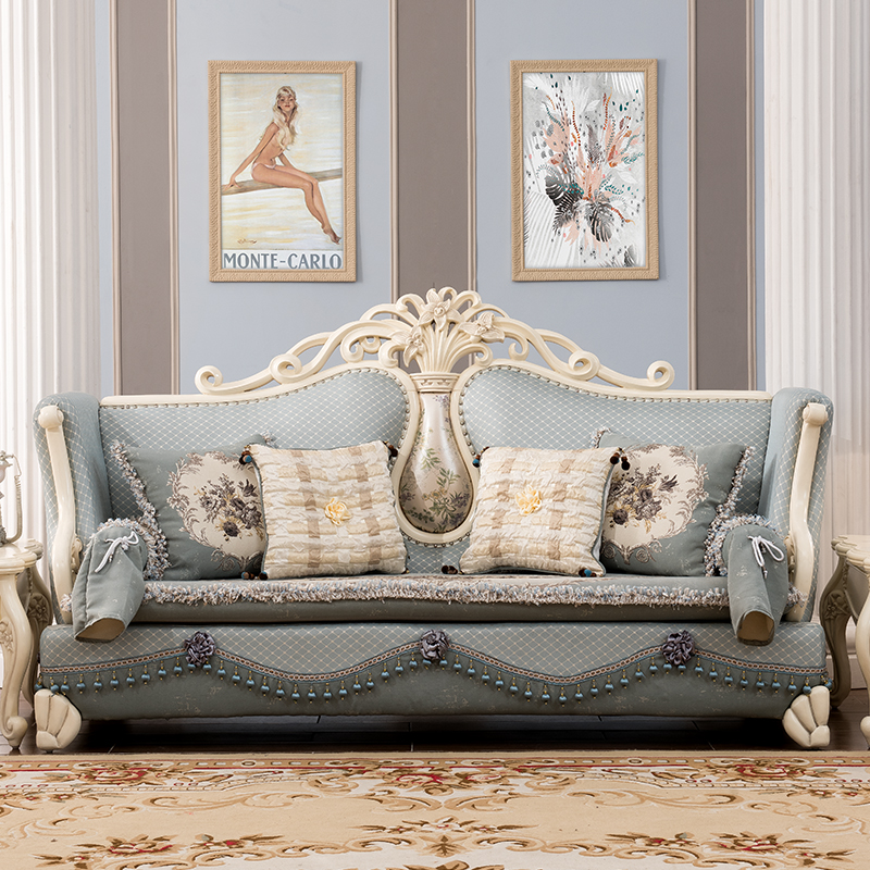 Modern Chairs Top 5 Luxury Fabric Brands Exhibiting At: Aliexpress.com : Buy Villa Sofa Set Longue Luxury Model
