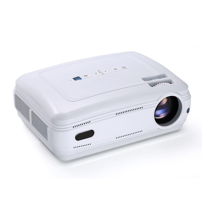 アップグレード 5500 ルーメンテレビ Led プロジェクターアンドロイド 9.0 スマート Wifi の Airplay Miracast ブルートゥース HD Proyector ビーマーマルチホームシアター  グループ上の 家電製品 からの 液晶プロジェクター の中 3