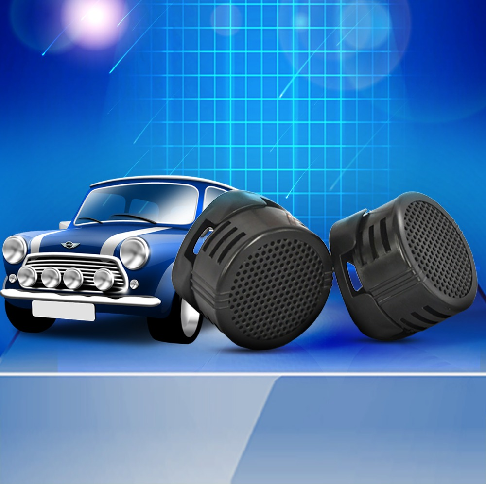Portable Loudspeaker Car Tweeters Super Power Speaker Audio Auto Sound car  tweeters Mini Dome Tweeter 500 W High Frequency