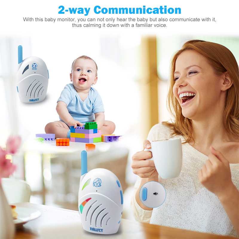 baby monitor audio walkie talkie intercom. Black Bedroom Furniture Sets. Home Design Ideas