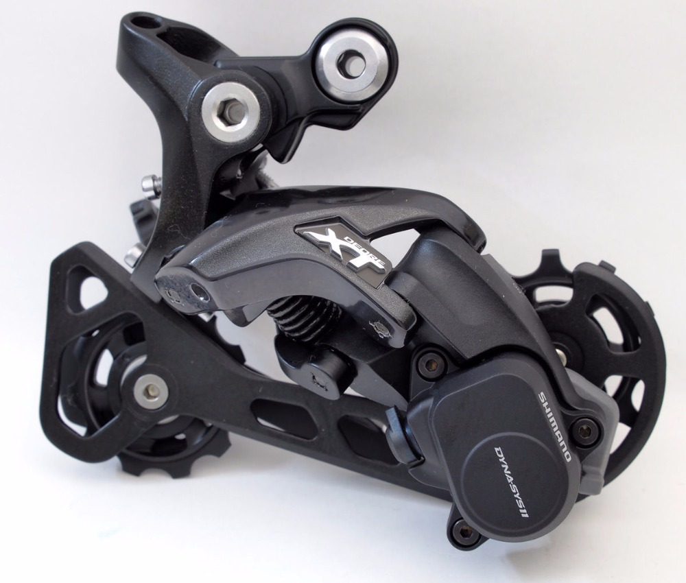 Shimano DEORE XT RD M8000 GS & SGS Long & Middle Cage 11S ...