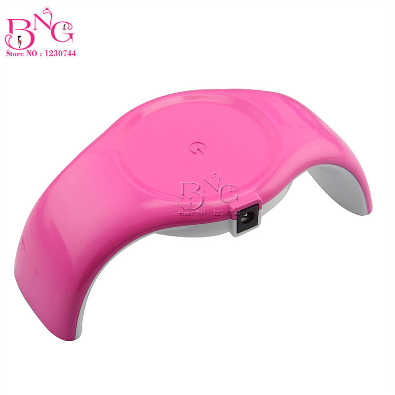 LED Lamp Nail Art  Dryer Nail Lamp Watch Shaped Long Life 9W LED Curing for Gel Polish Nail Art Beauty Care Manicure Tools мужские часы swiss mountaineer sm1072