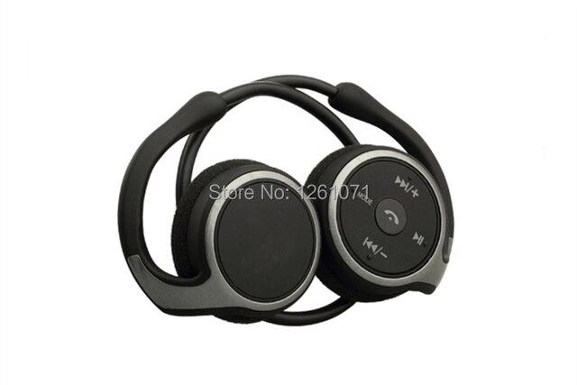 Nova Chegada Fones De Ouvido Bluetooth Esportes Neckband Portable Prompt de Voz Fone de Ouvido Fones de Ouvido Sem Fio Bluetooth 4.0