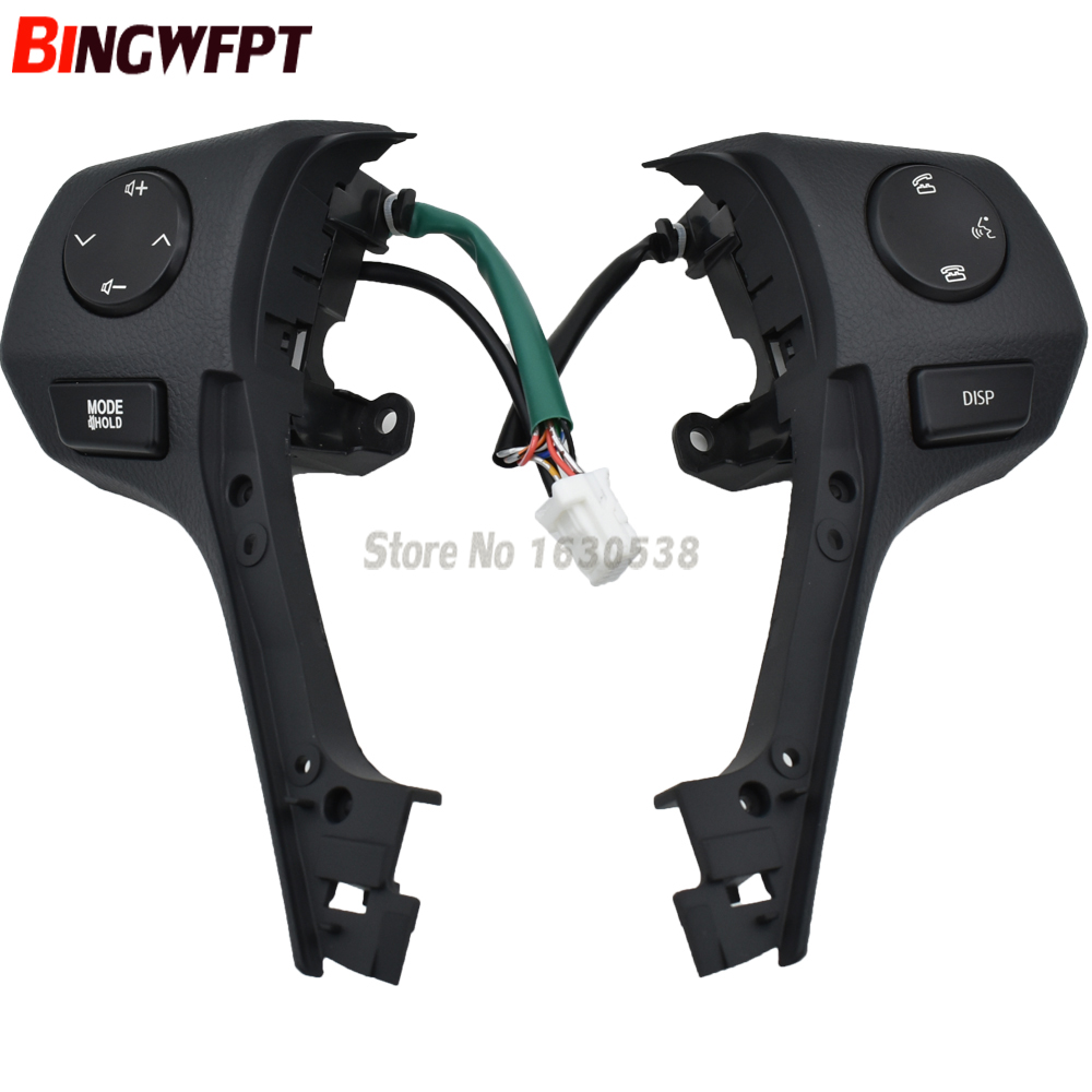 FLASH SALE] NEW Steering Wheel CONTROL Switch Audio Bluetooth