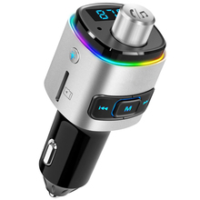 Bluetooth Music Call Car Charger Button Control Navigation Voice U Disk/TF Card FM Radio Player Quick Phone