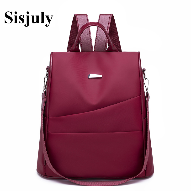 Vfemage Anti Theft Backpack Women Multifunction Backpack Female Oxford Bagpack School Bags for Girls Daypack Sac