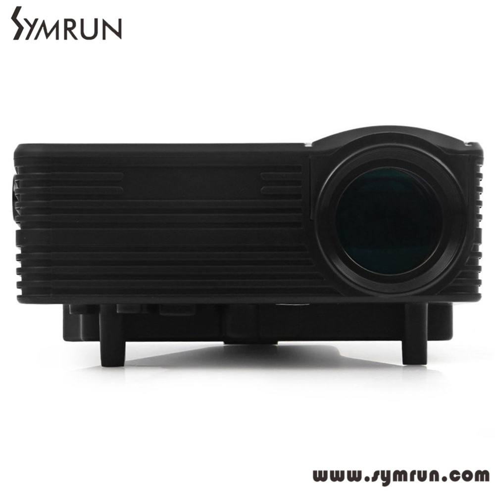 ФОТО Symrun H80 Portable 640 X 480 Pixels Full Hd Mini Led Projector Video Digital Home Cine H80