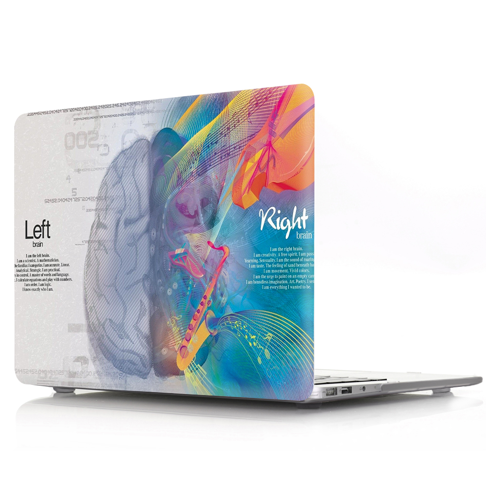 Brain Painting Case for MacBook 160