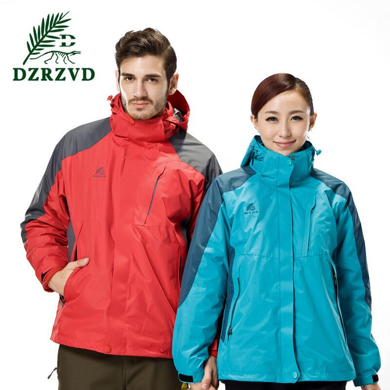 Outdoors Warm Autumn winter Jacket Waterproof Windbreaker Man Coat Female jacket Walking and hiking hunting clothes toread fleece jacket man hooded outdoors autumn and winter warm catch sweat shirt cardigan loose coat kacd91337